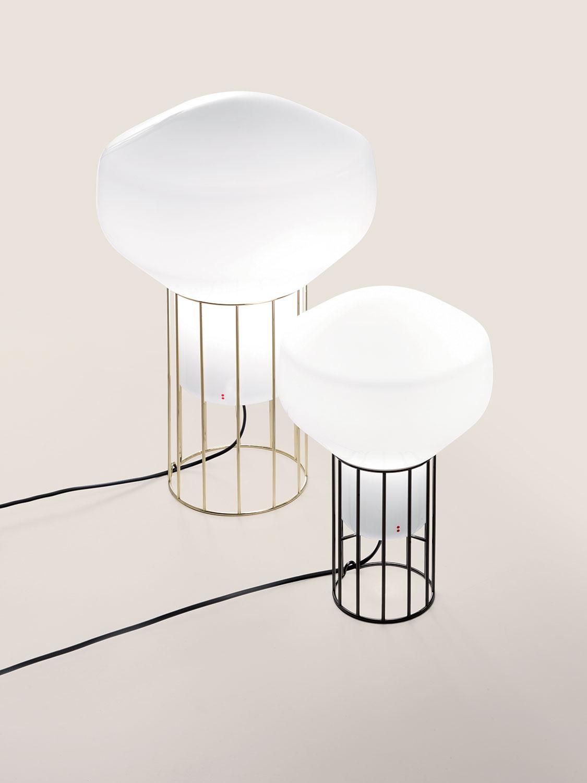F27 A 233 Rostat Floor Lamp Fabbian Illuminazione