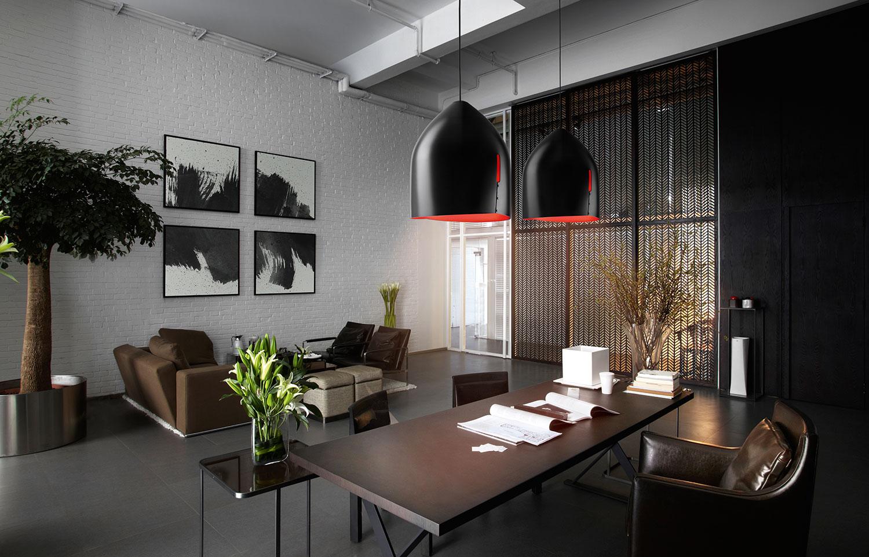 F25 oru pendant lamp fabbian illuminazione for Lampade interni design