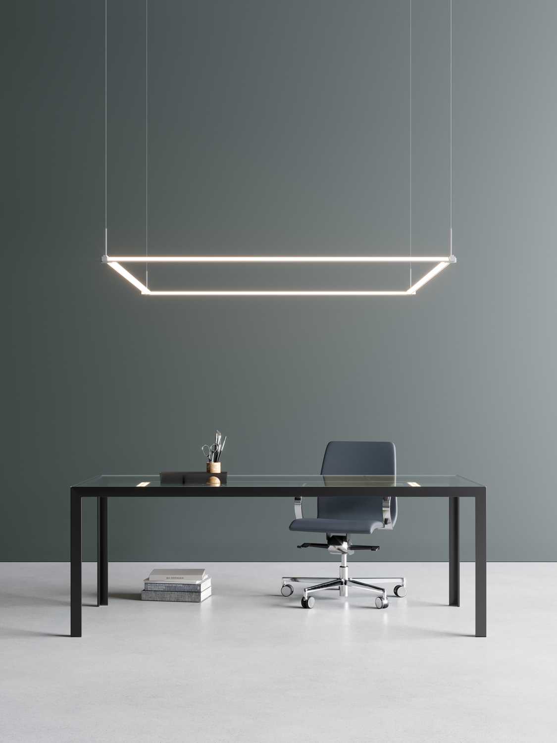 F39 Pivot Collection Lamps And Chandeliers Fabbian