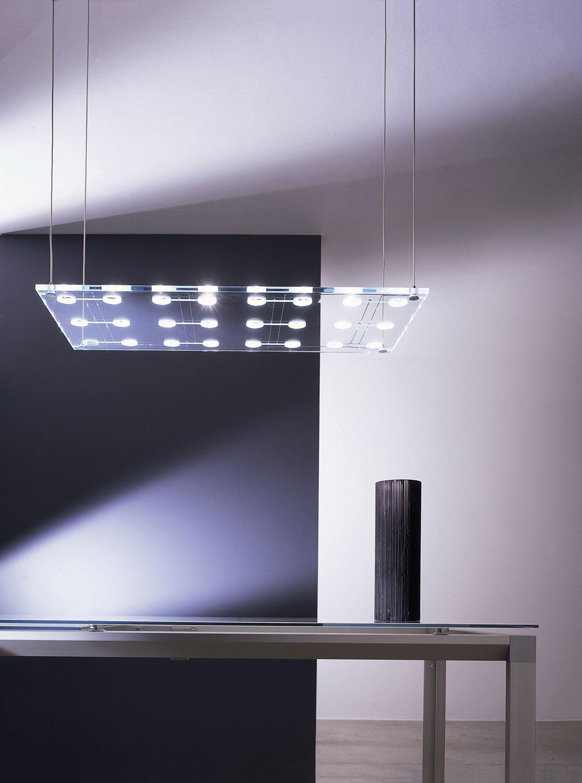 D42 Sospesa chandelier - Fabbian Illuminazione