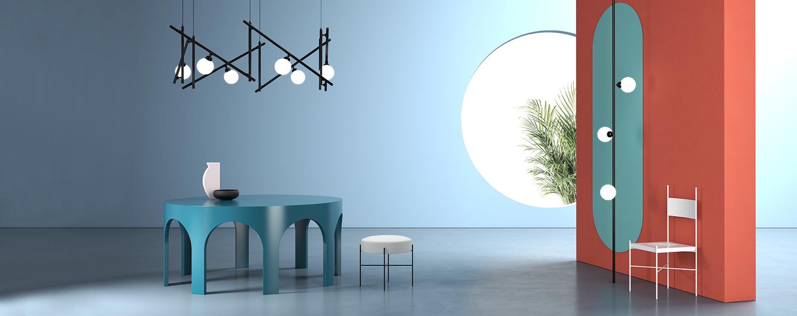 Produzione lampade Lampadari design Luci moderne Progetto ...