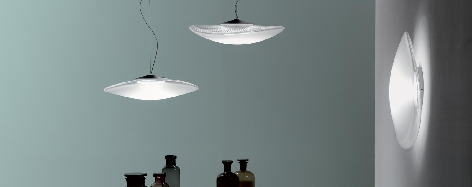 F35 Loop collection - Lamps and Chandeliers Fabbian Illuminazione