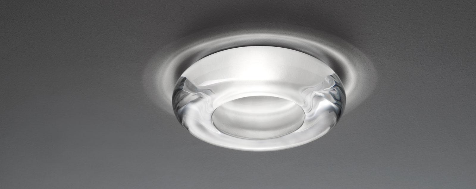 D27 Faretti Tondo recessed lighting - Fabbian Illuminazione