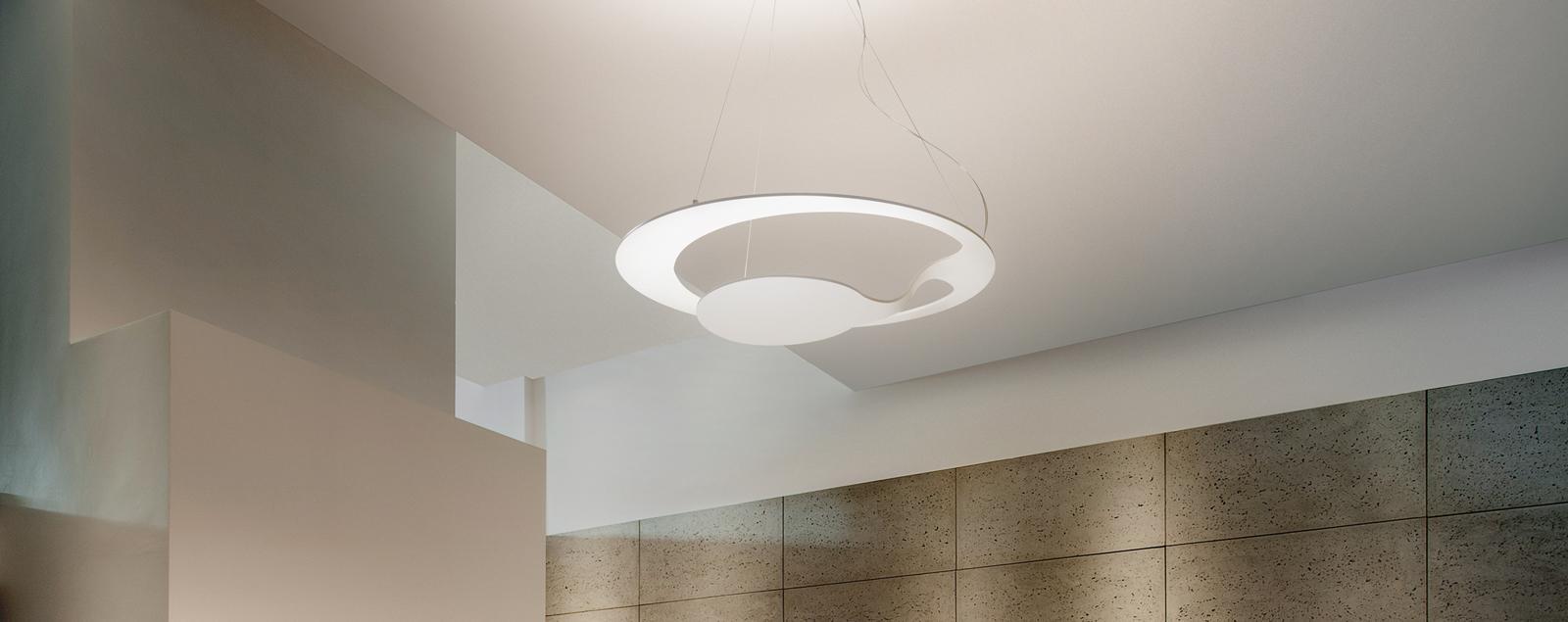 F31 Glu pendant lamp - Fabbian Illuminazione