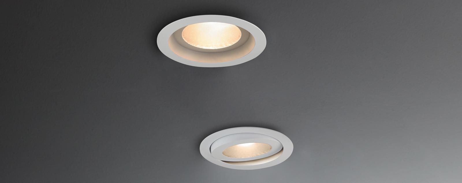 F40 Venus recessed lamp - Fabbian Illuminazione