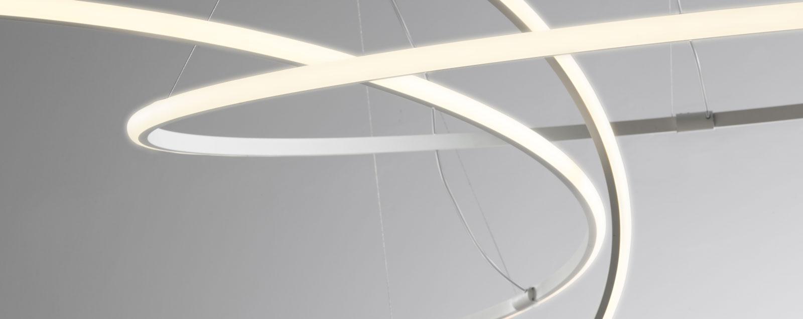 F45 Olympic suspension - Fabbian Illuminazione