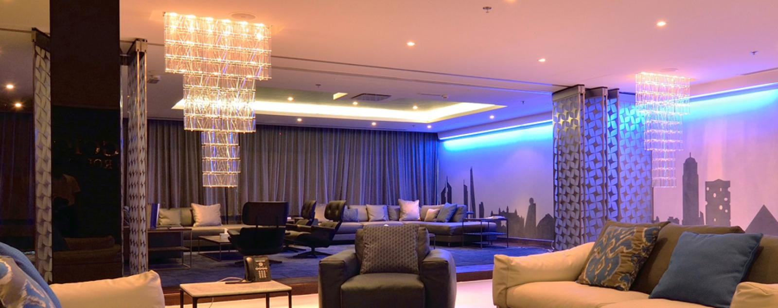 GGICO Properties Office   VIP Lounge | Fabbian