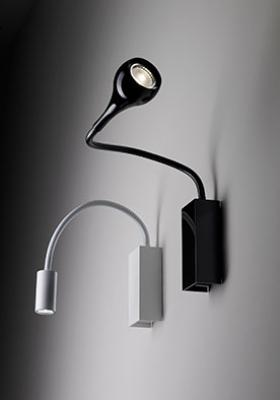 Overhanging Wall Lights : D75 Bijou wall lamp - Fabbian Illuminazione