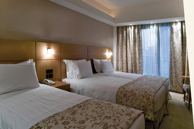 Illuminazione camere hotel protezioneazienda